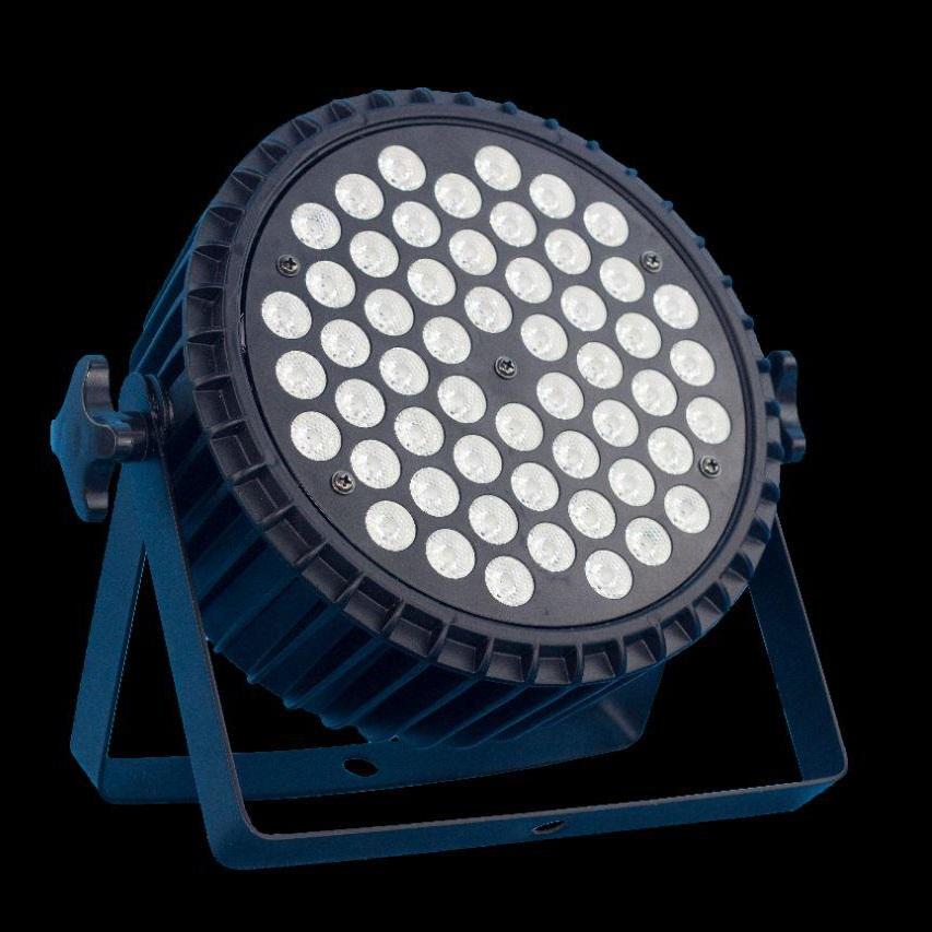 LED PAR 54X3W RGB