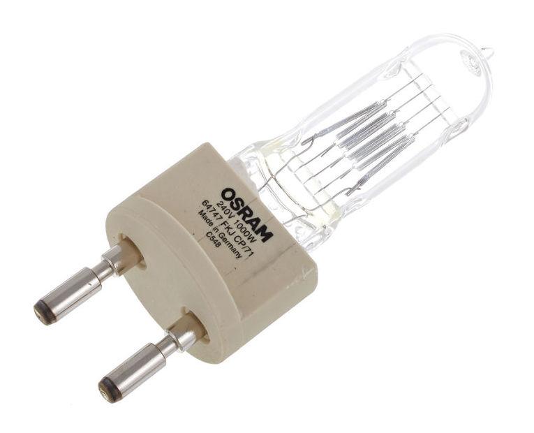 CP71 FKJ 230V 1000W G22